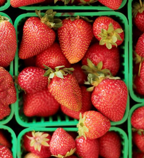StrawberriesAbove